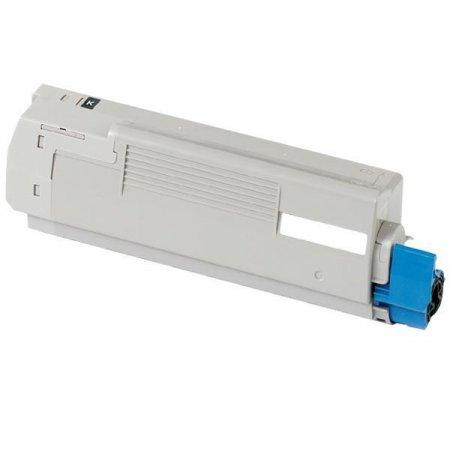 OKI 43324424 - kompatibilní tisková kazeta C5800, C5900, C5550 černá, na 6.000stran