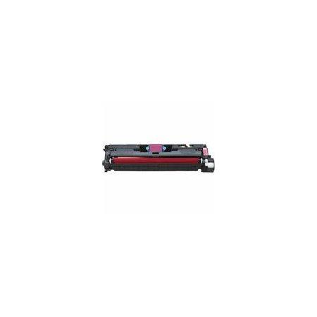 HP C9703A - kompatibilní toner CLJ 1500 / 2500 / EP-87 červená