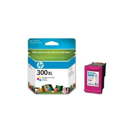 HP 300XL - 3 barevná inkoustová kazeta, CC644EE