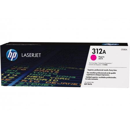 HP tisková kazeta purpurová, CF383A