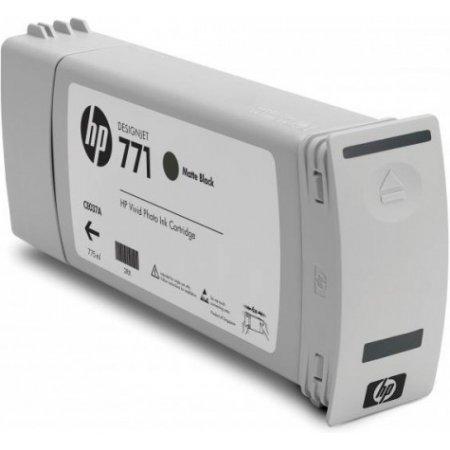 HP CE037A - kompatibilní cartridge s hp 771 matná černá pro HP DesignJet Z6200