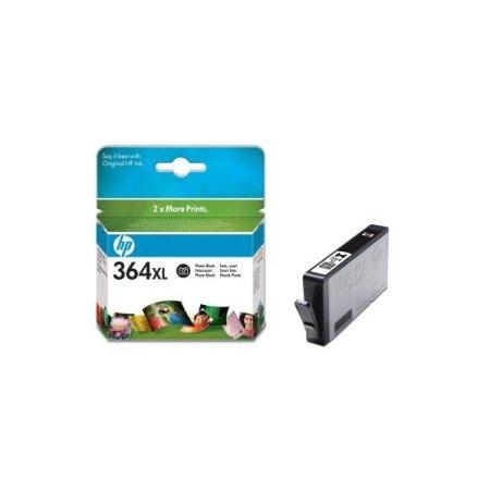 HP 364 XL - černá foto inkoustová kazeta, CB322EE
