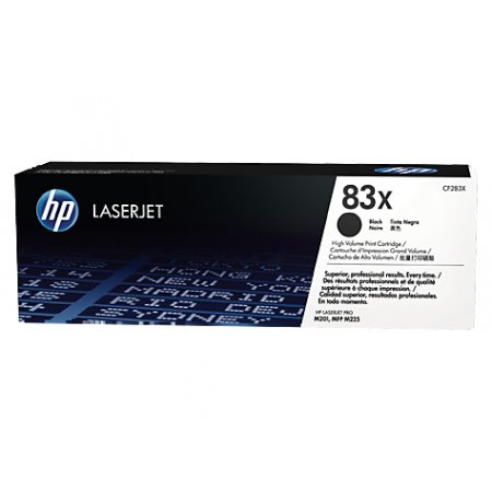 HP 83X - černý Contract Toner, CF283XC