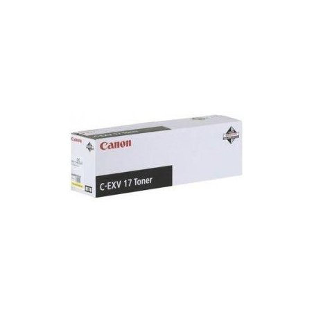 Canon toner C-EXV 17 purpurový