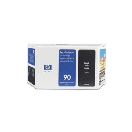 HP no 90 - černá inkoustová kazeta, C5058A