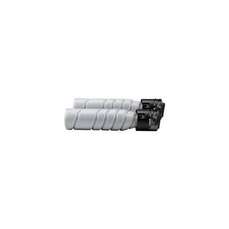 Konica Minolta TN-116, TN-117, TN-118, TN-119 - kompatibilní sada 2ks černých tonerů
