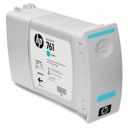 HP CM994A - kompatibilní cartridge s hp 761 modrá pro HP Designjet T7100MFP