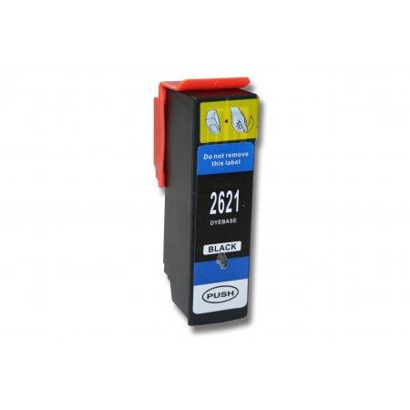 Epson T2621 - kompatibilní cartridge černá s čipem