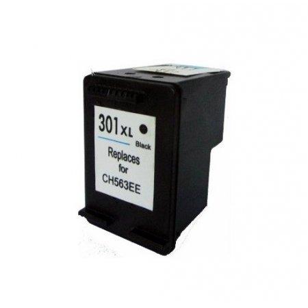 HP CH563E - kompatibilní cartridge s hp 301XL černá