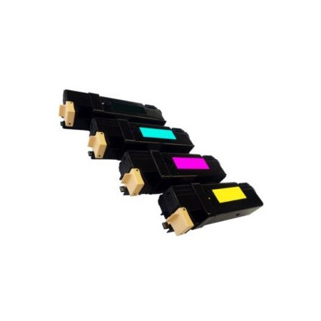 Xerox Phaser 6500, WorkCentre 6505 - kompatibilní balení všech barev + čokoláda milka