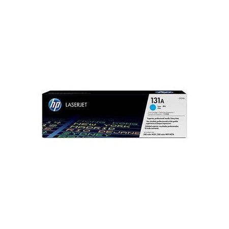 HP tisková kazeta azurová, CF211A