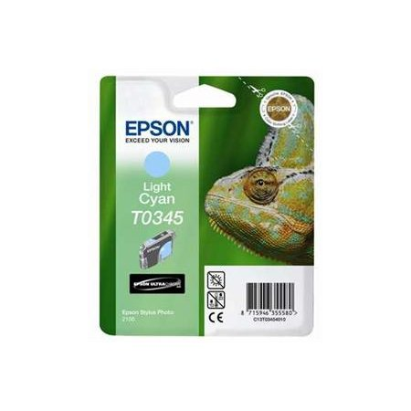 EPSON Ink ctrg light cyan pro SP 2100 (T0345)
