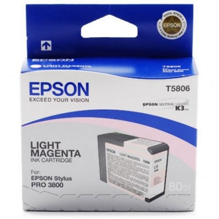 Epson T580B00 Vivid Light Magenta (80 ml)