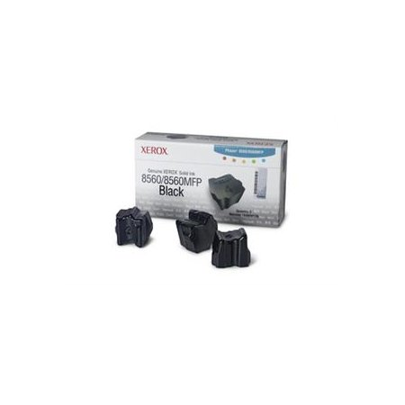 Xerox Genuine Solid Ink pro Phaser 8560 Black (3 S