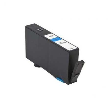 HP CZ110A - kompatibilní cartridge s hp 655 modrá s novým čipem