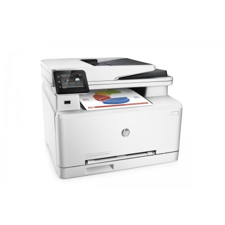 HP Color LaserJet Pro MFP M274n/ 18ppm, LAN