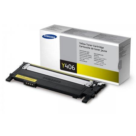 HP/Samsung CLT-Y406S/ELS 1000 stran Toner Yellow