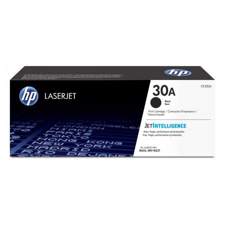 HP 30A tisková kazeta černá, CF230A