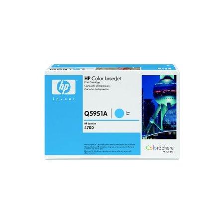 hp color laserjet azurový toner, Q5951A