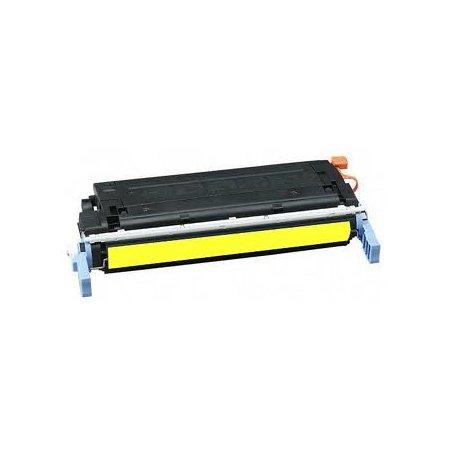 HP C9722A - kompatibilní toner Topprint
