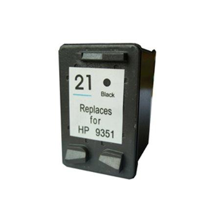 HP C9351A - kompatibilní cartridge s hp 21XL černá Topprint