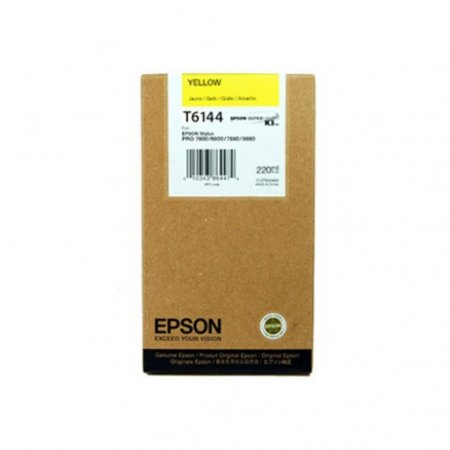 Epson T614 220ml Yellow
