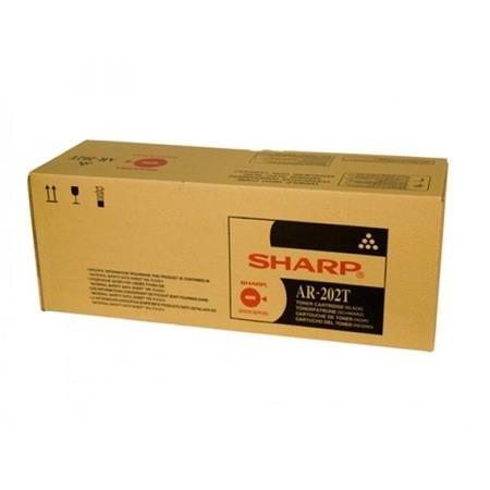 Sharp AR-202T - originální černý toner pro Sharp AR-163, 201, 206