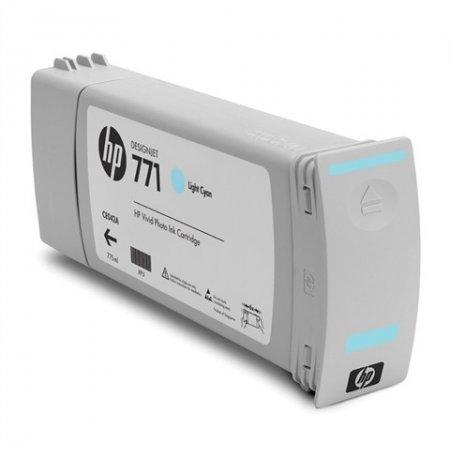 HP CE042A - kompatibilní cartridge s hp 771 light cyan pro HP DesignJet Z6200