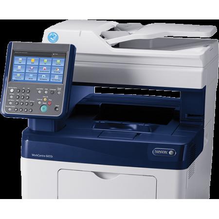Xerox WorkCentre 6655I, barevná laser multifunkce