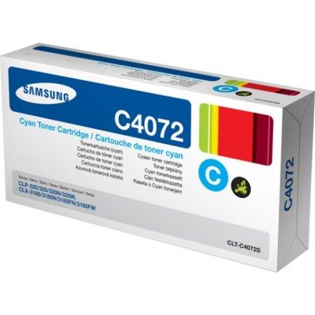 HP/Samsung toner CLT-C4072S/ELS Cyan 1000 stran