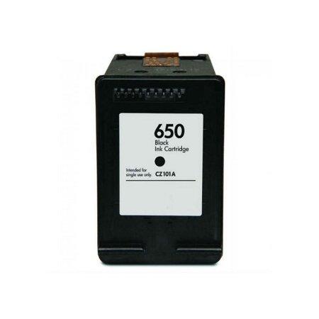 HP CZ101AE XXL 20ml - kompatibilní cartridge 650 černá