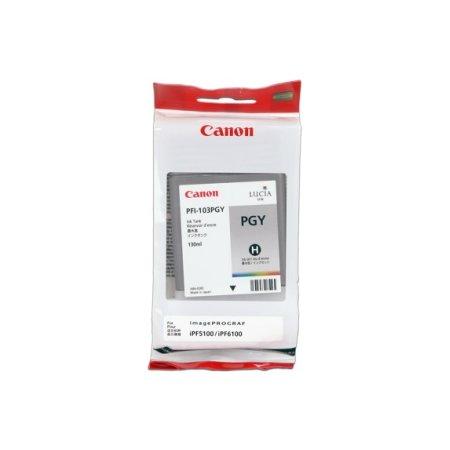Canon zásobník inkoustu PFI-103, foto šedý
