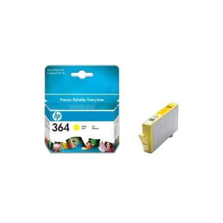HP 364 - žlutá inkoustová kazeta, CB320EE