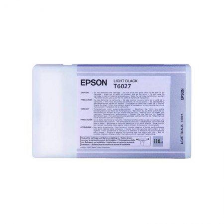 Epson T602 Light Black 110 ml