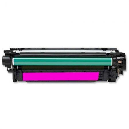 HP CE403A - kompatibilní toner 507A červená