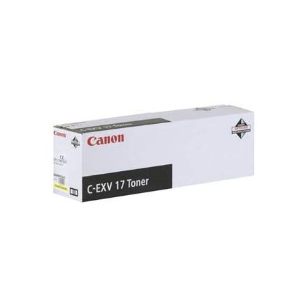 Canon toner C-EXV 17 černý