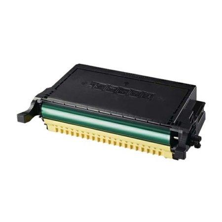 Samsung CLP-Y660B - kompatibilní toner CLP 610, CLP 660 žlutá, XL kapacita 5.000stran