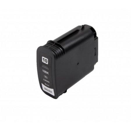 HP C4844A - kompatibilní cartridge s hp 10 černá