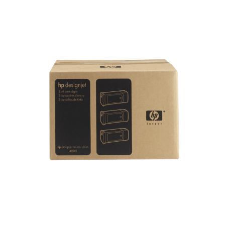 HP no 90 - žlutý 3ink multipack, C5085A
