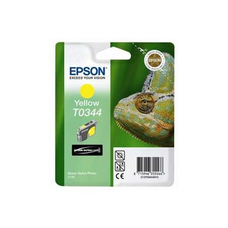 EPSON Ink ctrg yellow pro Stylus Photo 2100(T0344)
