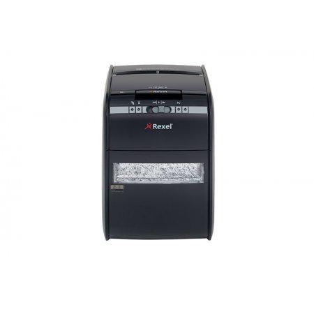 Skartovač REXEL Auto+ 90X s automatickým podavačem, řez 4x45 mm