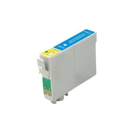 Epson T1632 - kompatibilní cartridge s čipem, cyan