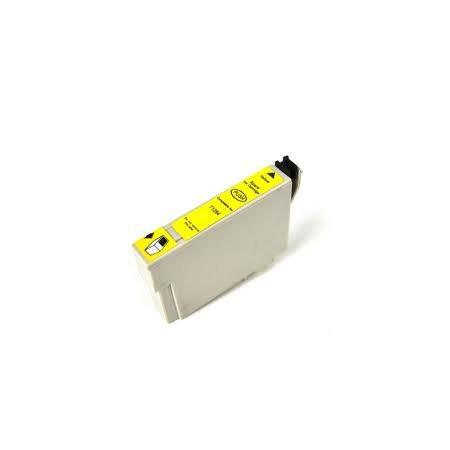 Epson T1284 - kompatibilní yellow cartridge s čipem