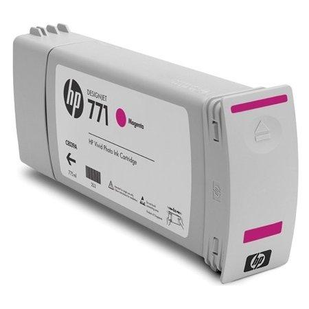 HP CE039A - kompatibilní cartridge s hp 771 červená pro HP DesignJet Z6200