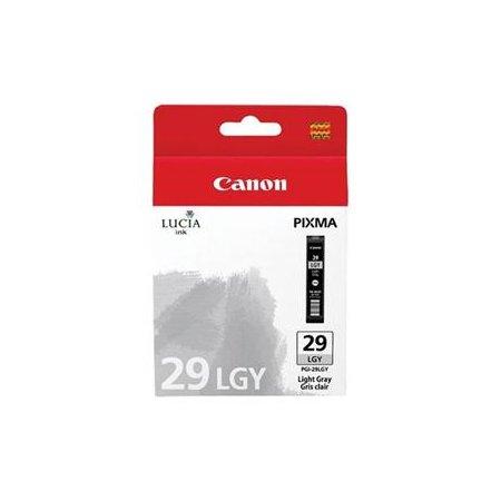 Canon PGI-29 LGY, světle šedá