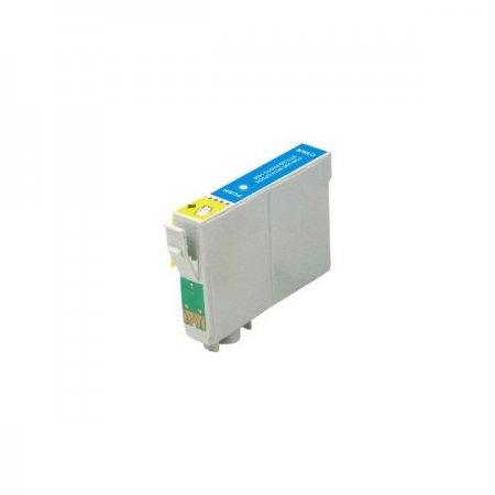 Epson T1302 - kompatibilní cartridge s čipem, modrá