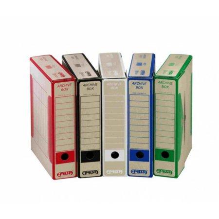 Box archivní A4 - hřbet 8cm
