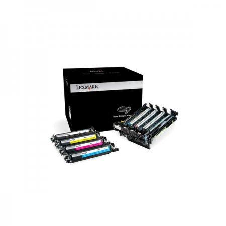 Lexmark 700Z5 černá a barevná zobr.sada,70C0Z50