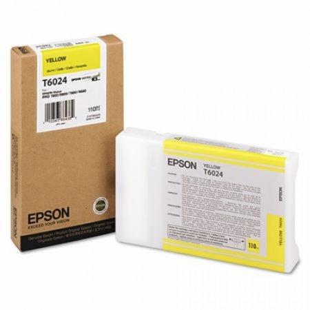Epson T602 Yellow 110 ml