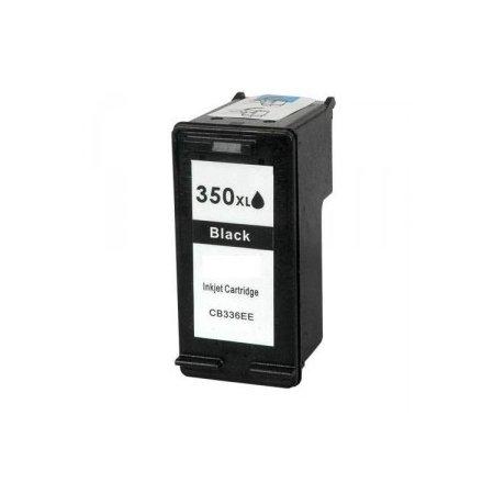 HP CB336E - kompatibilní cartridge 350XL černá